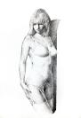 Michalis Zacharias, April '79, 2013, Ink on paper, 42x29,7cm