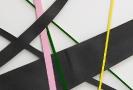 Lefteris Tapas, Untitled, 2011, graphite and  acrylics on cut-paper, 100x100cm, detail