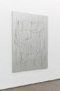 Manolis D. Lemos, Stray Horizons, Future Landscapes (Wheat Field), 2019, oil, wax and acrylic on linen, aluminum stretchers, 209x151cm