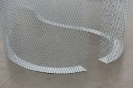 Manolis D. Lemos, Feelings (Curve 1), 2019, galvanized steel, 337x151x128cm, detail
