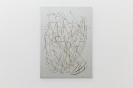 Manolis D. Lemos, Stray Horizons, Future Landscapes (Winged Spirit), 2019, oil, wax and acrylic on linen, aluminum stretchers, 129x94cm