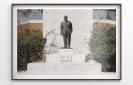 Statue of Ioannis D. Pateras, 2012, Inkjet Print on Fine Art Paper Mounted on Dibond, 100x70cm, framed, ed.3