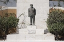 Manolis D. Lemos, Statue of Ioannis D. Patera, 2012, aluminium, 75x50cm, ed.3