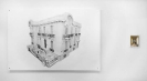 Manolis D. Lemos, Untitled, 2012, pencil on paper, 171,5 x 114 cm + 6'20