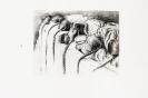 Marianna Ignataki, The Load, watercolor, pencil and colored pencil on paper, 38x56cm