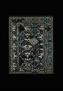 :mentalKLINIK, Untitled 436, 2011, Wool, handwoven carpet, high polished bronze, 193x249cm