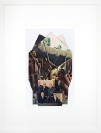 Giorgos Tserionis, Mature Topography (series), m to 39, origami, 23x14 cm