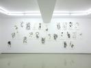 Manolis Lemos - George Tigkas, Snakes and Flames, 2013, Installation View