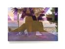Sotiris Panousakis, Memorabilia #5, 2012, oil on canvas, 60x90cm