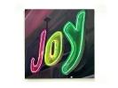 Sotiris Panousakis, Joy, 2008, oil on canvas, 140x140cm