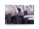 Sotiris Panousakis, Memorabilia #4, 2012, oil on canvas, 60x90cm