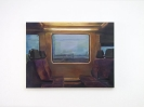 Sotiris Panousakis, Keeping the distance, 2019,  oil on canvas, 60x80cm