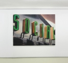 Sotiris Panousakis, SOCIAL, 2010, oil on canvas, 135x180cm