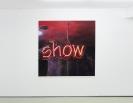 Sotiris Panousakis, Show, 2016, oil on canvas, 140x140cm