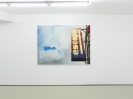 Sotiris Panousakis, Escape, 2016, oil on canvas, 160x120cm