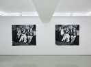 Stelios Karamanolis - Grace I & II, 2012, acrylic on canvas, 142x125cm