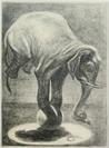 Diamantis Sotiropoulos, Skills, The Punishment series, 2013, graphite on paper, 21x29,7m