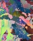 Yorgos Stamkopoulos, Slaving For Eternity, 2012, Acrylic on Canvas, 28x23cm